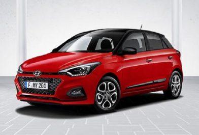 Hyundai : La i20 restylée dévoilée
