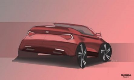 Volkswagen Group : Les apprentis de l'école professionnelle Skoda construisent un concept Karoq Cabriolet