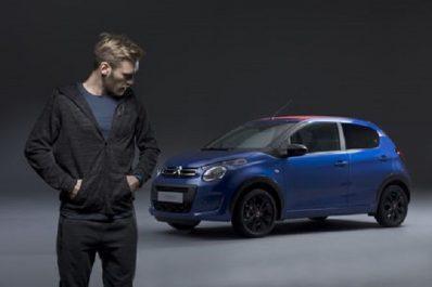 Groupe PSA : Légère mise à jour pour la Citroën C1