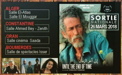 Le film «Until the end of time» en projection au Canada le mardi 10 Avril