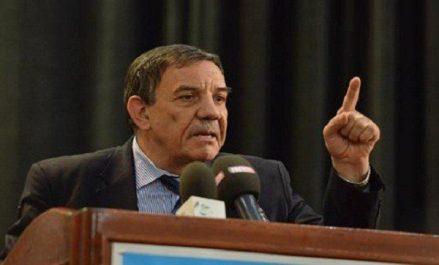 4e Congrès du FNA: Moussa Touati plébiscité pour un nouveau mandat