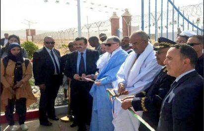 Tamanrasset : le ministre de l'Intérieur inaugure une centrale solaire de 13 mégawatts