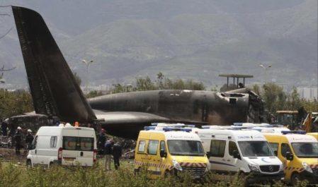Tabia (Sidi Bel Abbès) : Obsèques émouvantes d'une victime du crash d'avion
