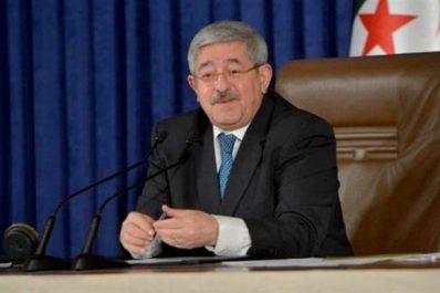 Prévisions socio-économiques: Ouyahia annonce une année 2018 meilleure que celle précédente