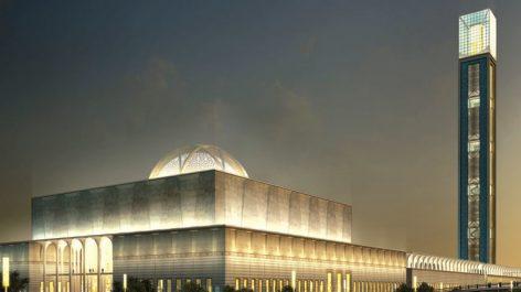 La Grande Mosquée d'Alger livrée fin 2018