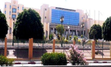 6e Festival estudiantin national des arts plastiques à Tlemcen