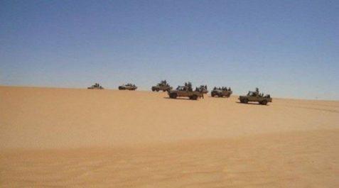 Quatre narcotrafiquants interceptés et plus de 180 kg de kif traité saisis à Tlemcen et Bechar (MDN)