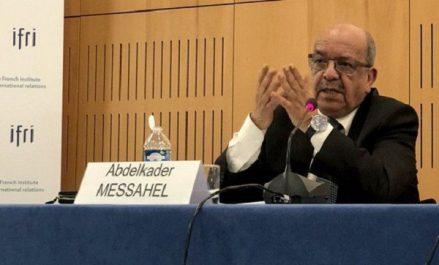 Lutte internationale contre le terrorisme et l'extrémisme: Messahel réitère l'engagement «sans réserve» de l'Algérie