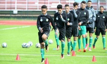 Création «prochainement» d'une ligue nationale de football pour les jeunes