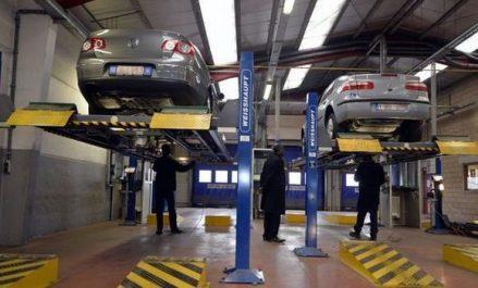 Contrôle technique des véhicules: renforcement des capacités de traitement