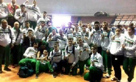 Lutte/championnats méditerranéens : 29 médailles pour l'Algérie, les cadets sacrés par équipes