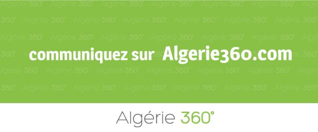 Nouveau! donnez de la visibilité à vos communiqués grâce à Algerie360.com !