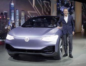 Volkswagen Group : Herbert Diess nouveau patron