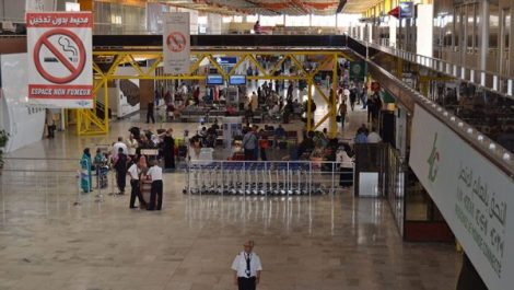 Aéroport d'Oran : Saisie de plus de 3 kg d'or