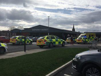 Un véhicule fonce sur des passants à Manchester