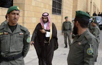 Mohamed ben salmane: «bachar al assad restera au pouvoir»