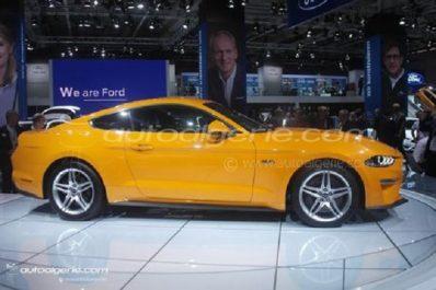 Ford : La Mustang est – encore – le coupé sportif le plus vendu au monde