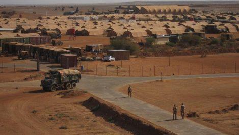 Les bases militaires étrangères en Afrique