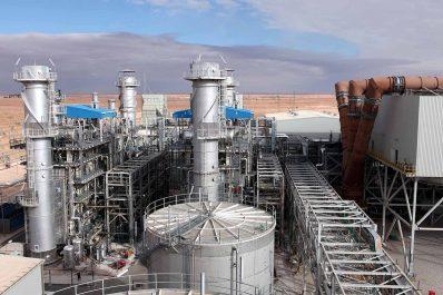 L'Algérie ambitionne de produire 25.000 mégawatts d'électricité à l'horizon 2025