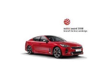 Trophée : 3 Red Dot Awards pour Kia Motors
