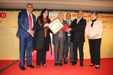 Ooredoo et IQRAA célèbrent « Yaoum el Ilm » et décernent le Prix Ooredoo d'Alphabétisation 2018