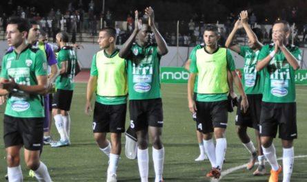 Ligue 2 – 27e journée : le MO Bejaïa se rapproche de la Ligue 1