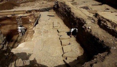 Station de métro de la Place des martyrs : Vestiges archéologiques retraçant plus de 2000 ans d'histoire