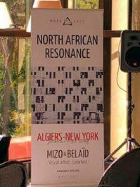 Quand l'art Algérien s'invite à New York : Mizo et Mohamed Belaid à l'assaut de l'Amérique