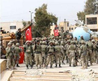 La tension monte autour de Manbij , au nord-ouest de la Syrie : Ankara conforte son offensive