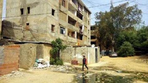 Le site des 450 logements (APC-CNEP) de Birkhadem : Le calvaire des habitants du «Pitavi»