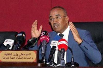 Il inaugure , encourage et sermonne les responsables locaux : Nouredine Bedoui «en patrouille»à l'Est