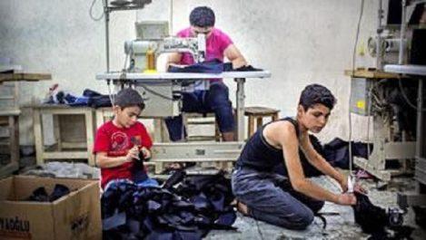 Le travail des enfants prend-il vraiment de l'ampleur ? : Les enfants de la galette