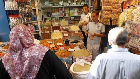 Mostaganem: Ces étalages festifs qui signalent l'arrivée du Ramadhan