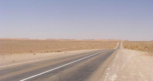 Les usagers de la route de la mort, reliant Biskra à Touggourt demandent son agrandissement