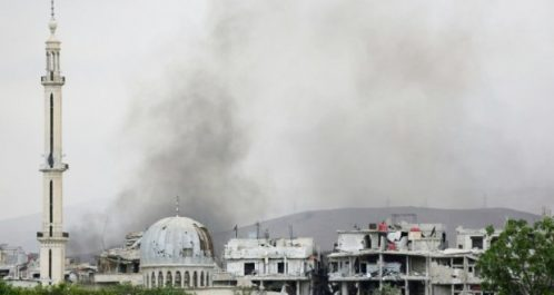 Syrie : La menace de frappes occidentales reste intacte