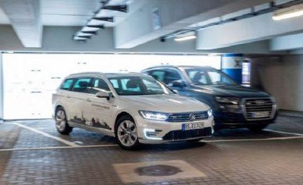 Conduite Autonome : Parking autonome de série en 2020 chez le Groupe Volkswagen
