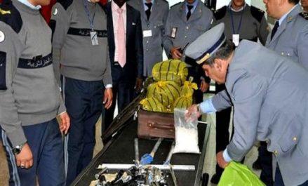 Batna : saisie de 255 g de cocaïne à l'aéroport international