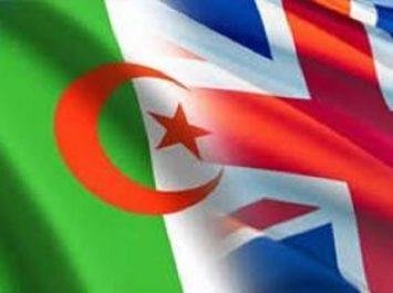 Algérie-Royaume-Uni : Raouya et Lord Risby évoquent la coopération financière bilatérale