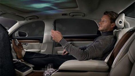 Salon de Pékin 2018 : Volvo présente le concept S90 Ambiance