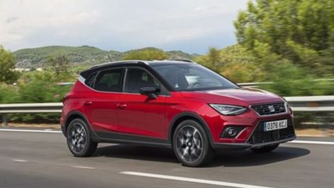 Red Dot Award : Product Design 2018 pour le Seat Arona