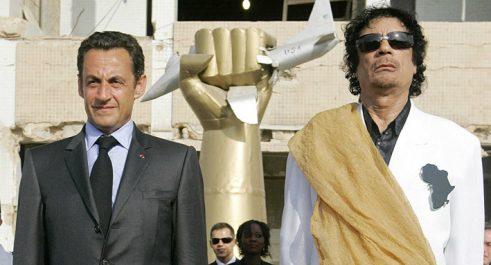 Libye : Sarkozy a appliqué «un plan décidé par les Américains»