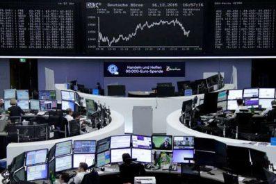Bourses : L'Europe entame le 2e trimestre dans le rouge