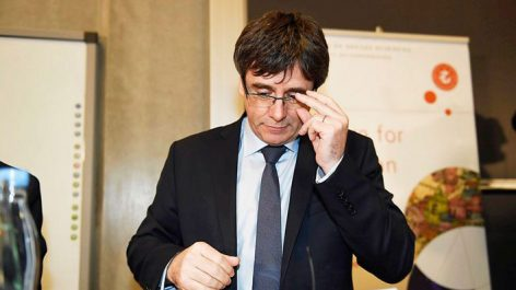 Extradition de Puigdemont : Le parquet allemand est favorable