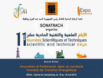 JST de Sonatrach : Une nouvelle exposition sur les technologies et le savoir-faire