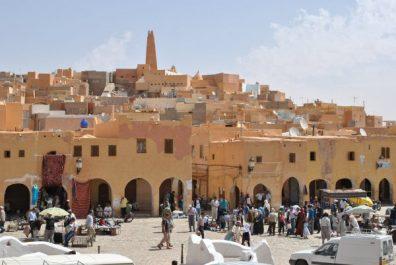 Portes ouvertes sur la garde nationale républicaine de Ghardaïa