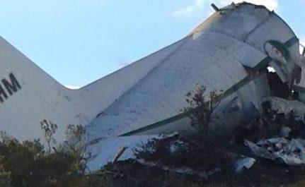 Identification du crash de l'avion militaire à Boufarik : Le MDN rassure les familles