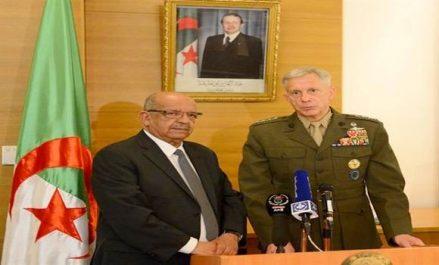 Algérie-Africom: vers de futures activités de coopération en matière de sécurité
