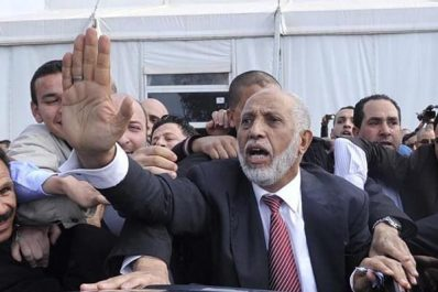 Belkhadem: «Il est encore prématuré d'évoquer un cinquième mandat»