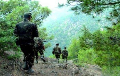 Une casemate pour terroristes contenant 5 bombes artisanales détruite à Tizi Ouzou  (MDN)