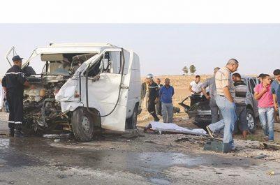 Sig: Un mort et un blessé dans un accident de la route